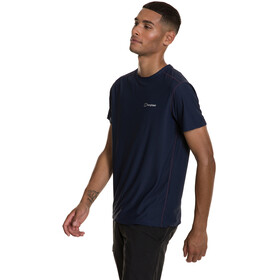 Berghaus 24/7 Tech Tee SS Crew Shirt Men, dusk
